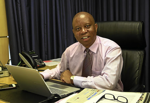 Bumps and grime: Herman Mashaba's aim to 'clean up' the inner city could have negative consequences. Picture: SUNDAY TIMES