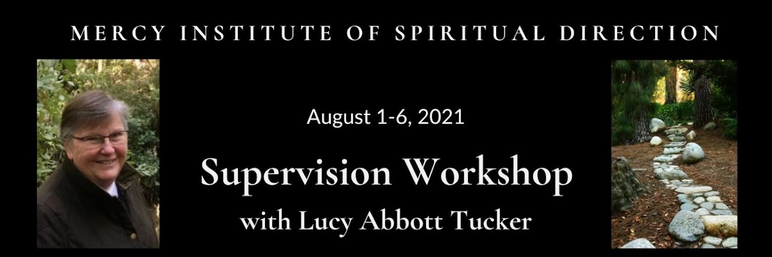 Spiritual Direction Supervision Workshop