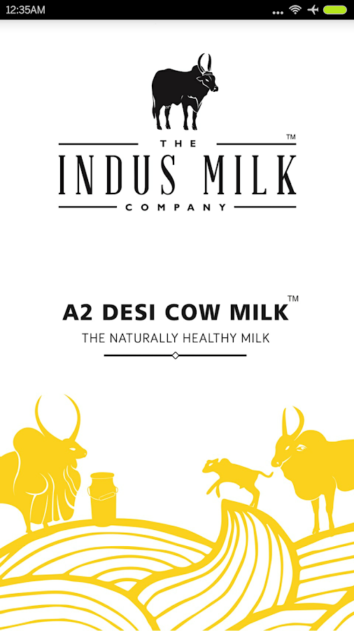 Indus Milk- screenshot