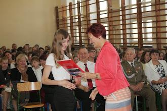 Photo: Zakończenie roku szkolnego klas IV-VI