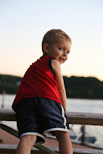 """Photo: True Story From last night... Me: """"John, can I take your picture for Mommy?"""" John: """"Sure Daddy, you can take a picture of my butt!""""  He's a little scorch!  For #PortraitTuesday by +Laura Balc"""
