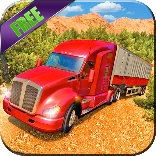 Quick cargo drive: off road simulation game 3D