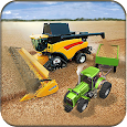 Real Tractor Farming Harvester Game 2017 apk