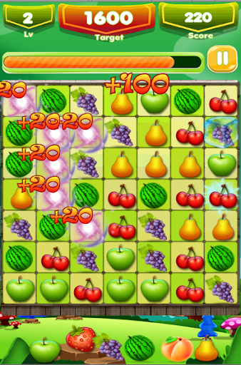 Match fruits vegetables  {cheat|hack|gameplay|apk mod|resources generator} 4