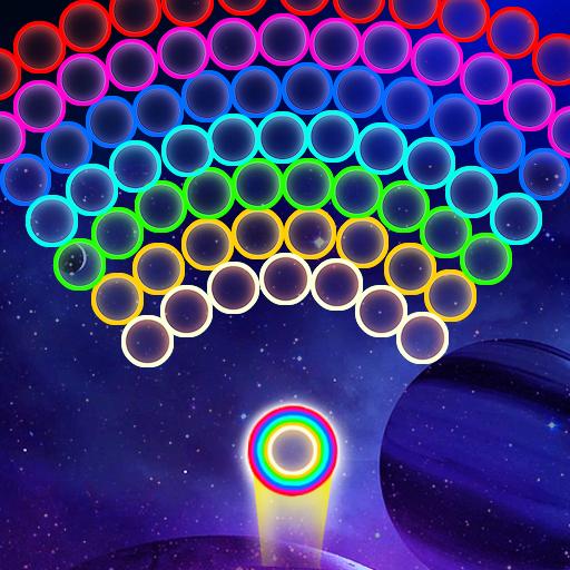 Power Glow Pop Bubble (game)