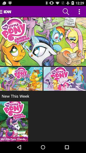 My Little Pony Comics 1.3.1 screenshots 1