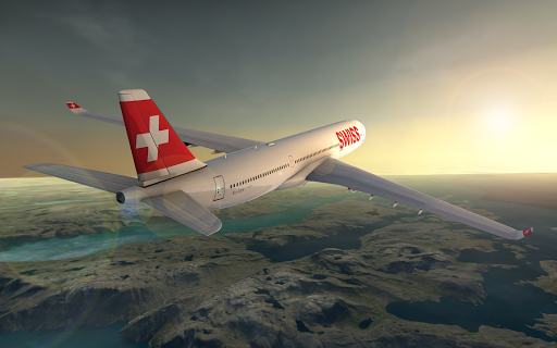 RFS - Real Flight Simulator (Unreleased) game for Android screenshot