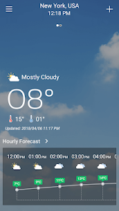 Weather Live Pro Apk – Paid Free Download 1