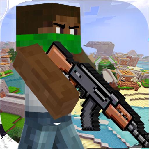 Block Wars: Survival City (game)