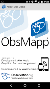 ObsMapp- screenshot thumbnail