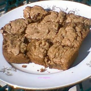 Murder Mystery Dessert-Peanut Butter Milk Chocolate Blondies.