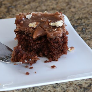 Classic Coca-Cola Cake With Cocoa Cola Frosting