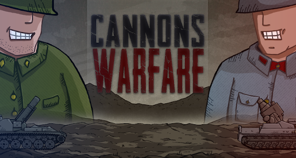 Cannons Warfare: miniatura de captura de pantalla