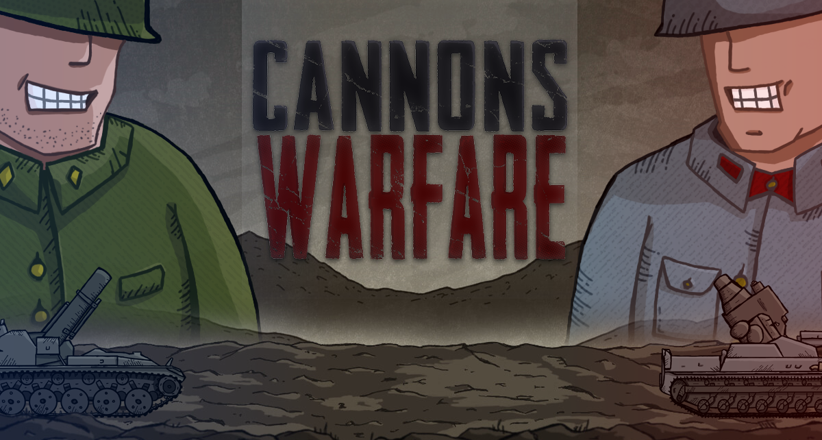Cannons Warfare: captura de pantalla