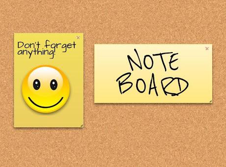 Note Board Web