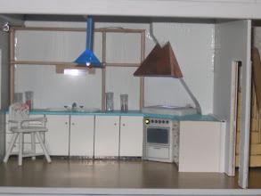 Photo: 9 b. Riitan keittiö