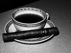 Photo: Warlock Corona Cigar.