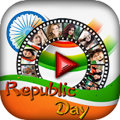 Republic Day Video Maker - 26 Jan Video Editor