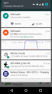 NetGuard - no-root firewall- screenshot thumbnail