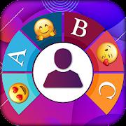 Emoji Contact Maker- Contact Emoji