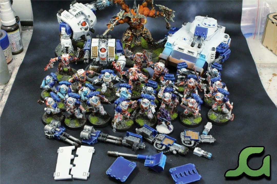 World Eaters Army