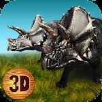 Triceratops Simulator 3D Icon