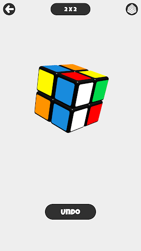 Magic Cube Puzzle 3.7 screenshots 4