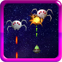 Space Bugs Attack icon
