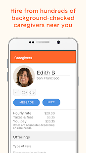CareLinx: In-Home Senior Care- screenshot thumbnail