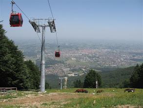 Photo: pohled na Maribor