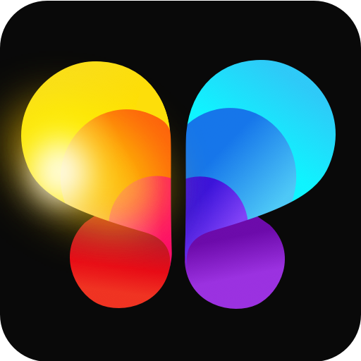 Filters for pictures - Lumii Icon