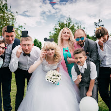 Wedding photographer Artem Goncharenko (Temsky). Photo of 15.06.2017