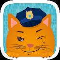 Kids Toy Car - Police Patrol icon