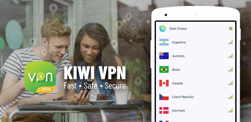 Download Kiwi VPN Connection For IP Changer, Unblock Sites APK