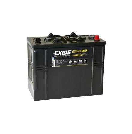 Tudor Exide GELbatteri 12V/120Ah