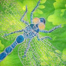 "Photo: ""Green Dragonfly"" by Susan Brubaker Knapp www.bluemoonriver.com"