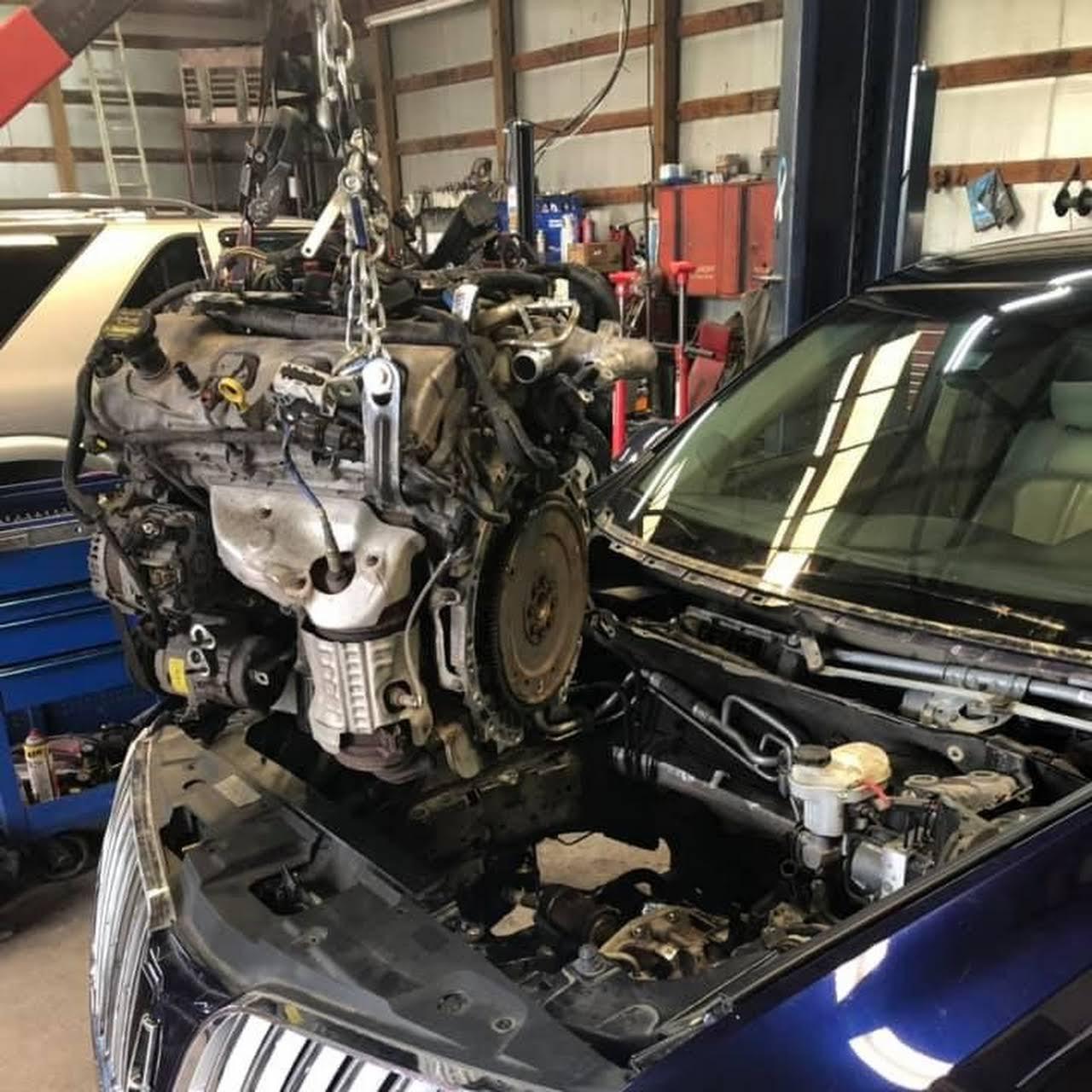 CNC Automotive & Diesel Repair - Specializing in Diagnostic