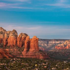 Magestic by Amy Laskye - Landscapes Mountains & Hills ( arizona, landscape photography, travel, sedona, landscape, travel photography )