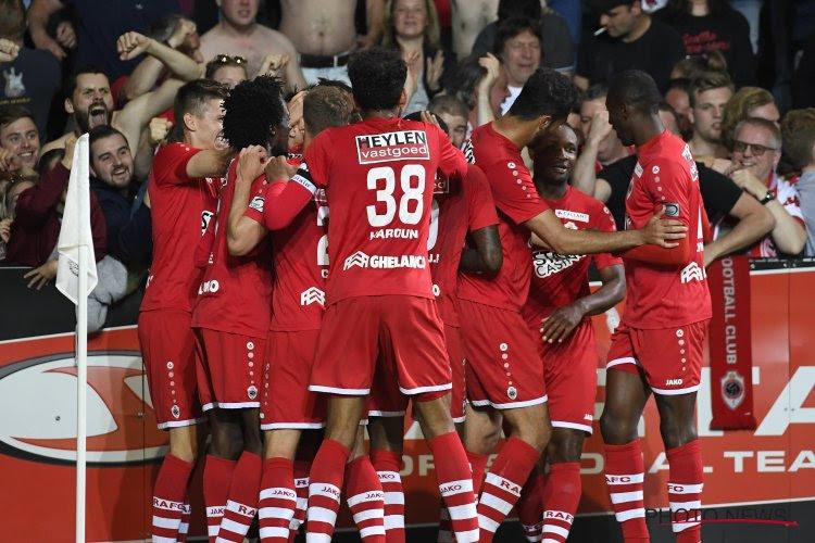 L'Antwerp perd un de ses joueurs et un chouchou du public anversois pourrait suivre