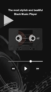 Black Music Player App Download For Android 5