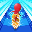 Water Race 3D: Aqua Music Game icon