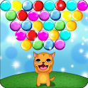 Funny Cats Bubble Shooter icon