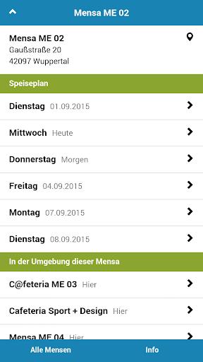 Mensa Wuppertal