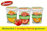 Angebot für Erasco Gewinnspiel im Supermarkt