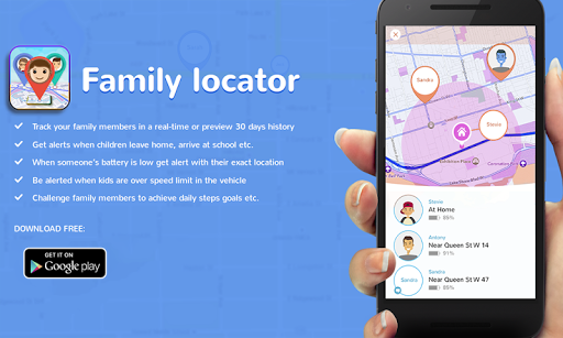 Top Five Family Tracker App Android - Circus