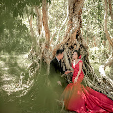 Wedding photographer Khuong Ngo (haiyentrinh1993). Photo of 15.01.2018