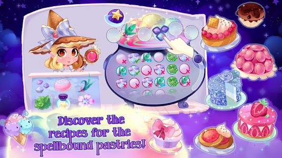 Pastry Witches- screenshot thumbnail