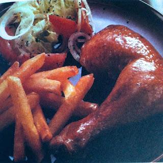 Ingredients German Roasted Chicken Recipe
