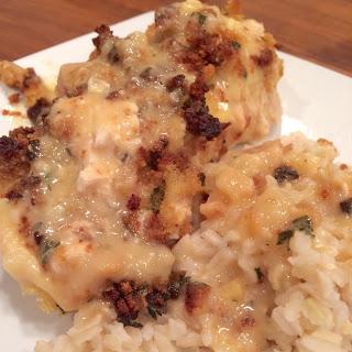 Swiss Cheese Chicken – Freezer Ready