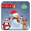 Christmas Themes Stickers icon
